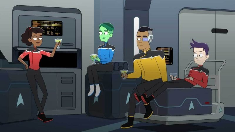 Star Trek: Lower Decks: CBS All Access Sets Premiere Date for First Animated Series