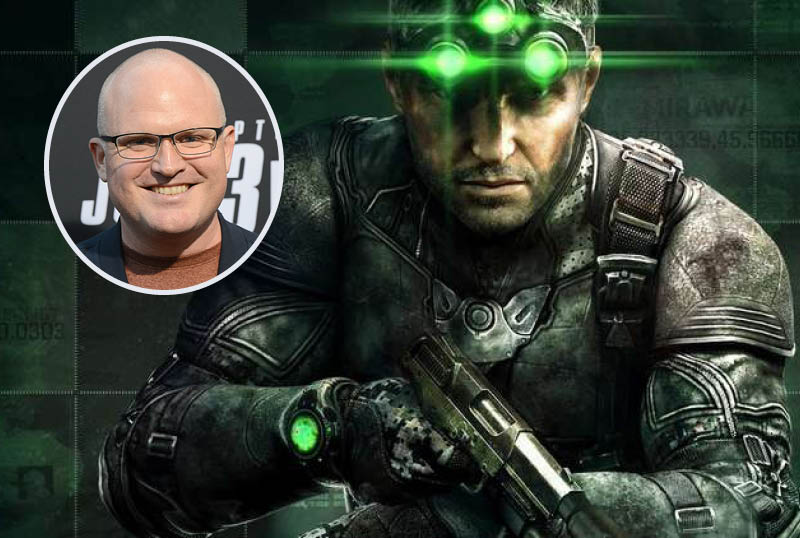 John Wick's Derek Kolstad Developing Splinter Cell Anime at Netflix