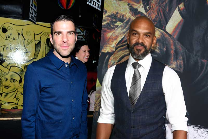 Amazon's Invincible Series Adds Zachary Quinto & Khary Payton to Voice Cast