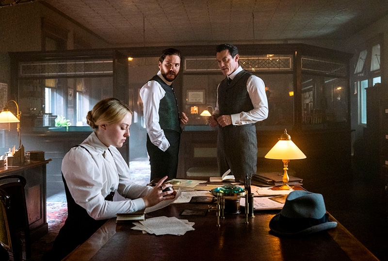 Mandatory Streamers: The Hunt for a New Killer Begins in Alienist: Angel of Darkness Welcome toMandatoryStreamers, our column covering the best newstreaming contentcoming your way every week! For the week of July 13, Dakota Fanning, Daniel Brühl, and Luke Evans are back to hunt for a new killer in TNT's The Alienist: Angel of Darkness. Check out the best shows debuting and returning online this week as well as the latest renewal announcements below, and be sure to visit our mother siteMandatory by clicking here! TNT The Alienist: Angel of Darkness, Season Premiere:In the follow-up season,Sara has opened her own private detective agency and is leading the charge on a brand-new case. She reunites with Dr. Kreizler and John Moore, now a New York Times reporter, to find Ana Linares, the kidnapped infant daughter of the Spanish Consular. Their investigation leads them down a sinister path of murder and deceit, heading towards a dangerous and elusive killer. Season 2 will shine a light on the provocative issues of the era – the corruption of institutions, income inequality, yellow press sensationalism, and the role of women in society – themes that still resonate today. Angel of Darkness will premiere on Sunday, July 19, with episodes subsequently available to stream on TNT's site.  Peacock Brave New World, Series Premiere:Based on Aldous Huxley's groundbreaking novel,Brave New Worldimagines a utopian society that has achieved peace and stability through the prohibition of monogamy, privacy, money, family, and history itself. As citizens of New London, Bernard Marx (Harry Lloyd) and Lenina Crowne (Jessica Brown Findlay) embark on a vacation to the Savage Lands, where they become embroiled in a harrowing and violent rebellion. Bernard and Lenina are rescued by John the Savage (Alden Ehrenreich), who escapes with them back to New London. John's arrival in the New World soon threatens to disrupt its utopian harmony, leaving Bernard and Lenina to grapple with the repercussion