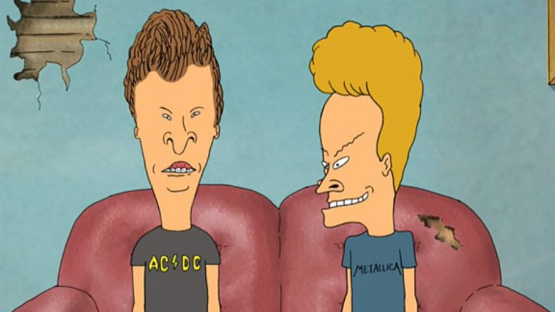Beavis and Butt-Head Revival Gets Two-Season Order at Comedy Central