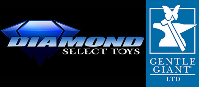 Watch the Diamond Select Toys & Gentle Giant Ltd. Panel!