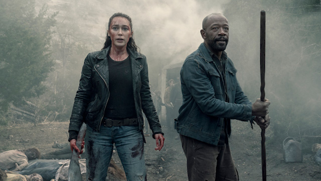 Watch the Fear the Walking Dead Comic-Con@Home Panel!