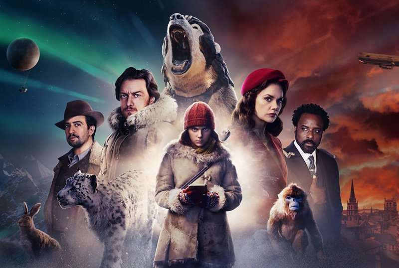 Watch the His Dark Materials Comic-Con@Home Panel Livestream!