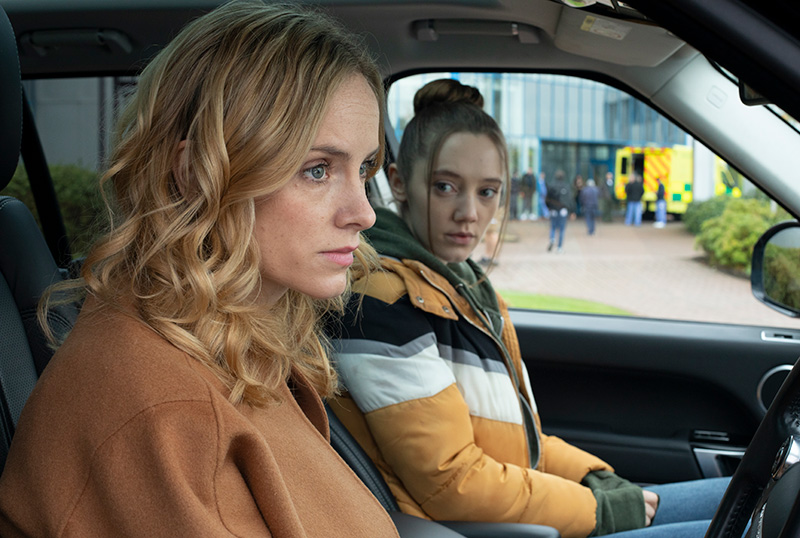 Exclusive The Nest Clip From Acorn TV's Psychological Thriller Miniseries
