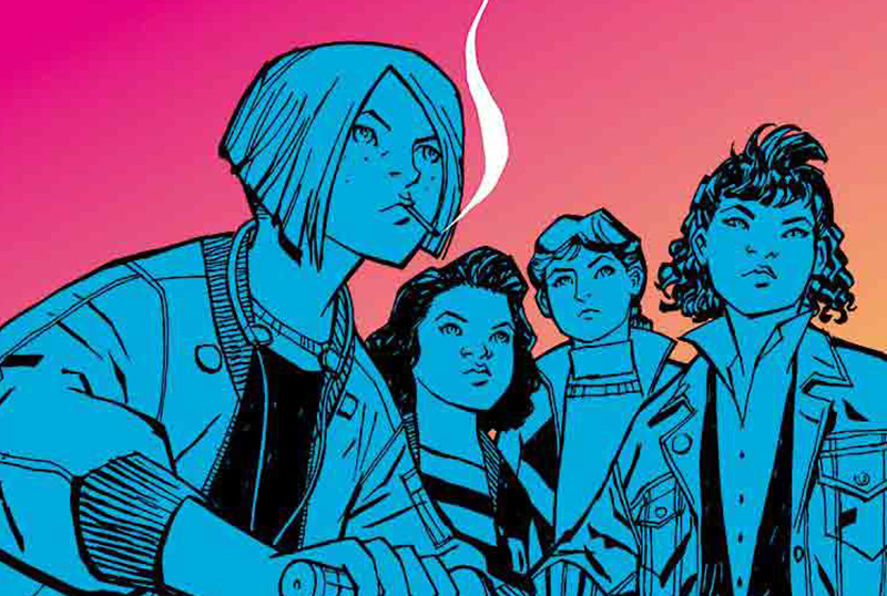 Paper Girls: Amazon Orders Graphic Novel Adaptation to Series