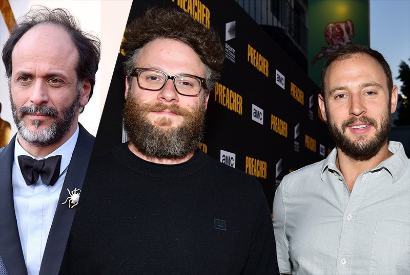 Scotty and the Secret History of Hollywood: Guadagnino to Helm Script by Rogen & Goldberg