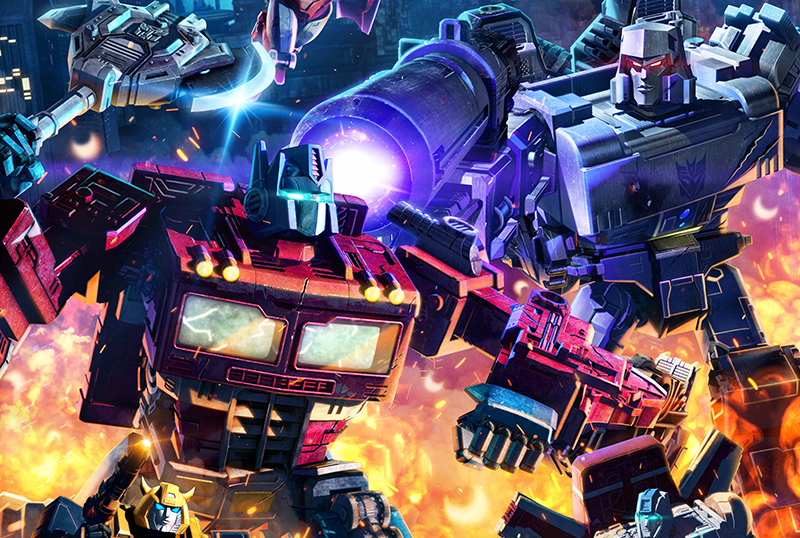 Transformers: War for Cybertron Trilogy - Siege Trailer Released