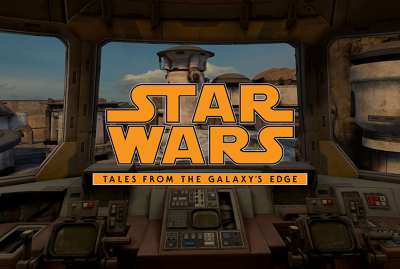 New Star Wars: Tales from the Galaxy's Edge Teaser Explores Oculus VR Experience