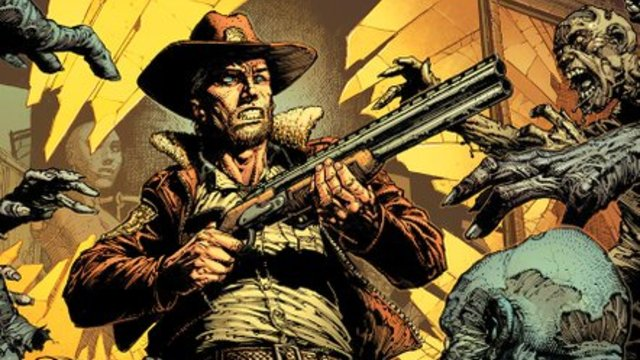 The Walking Dead Comics to Re-Release in Deluxe Color Edition