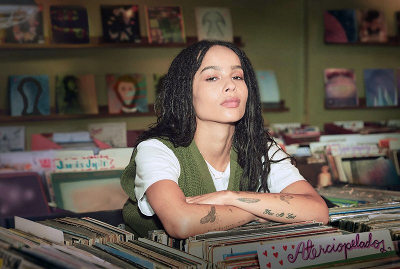 Zoe Kravitz-Led High Fidelity Series Cancelled by Hulu