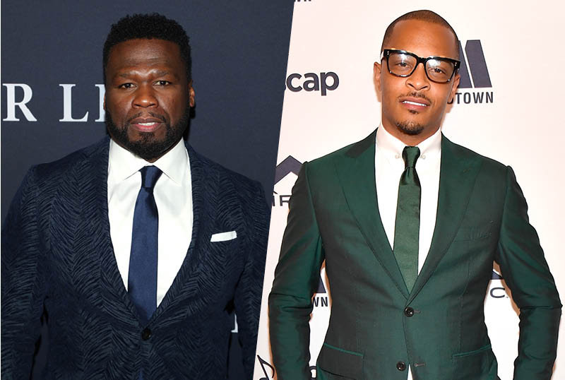 CBS All Access Developing Twenty Four Seven From 50 Cent Led by T.I.