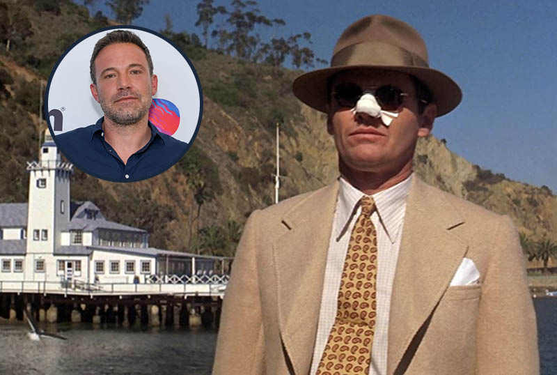Ben Affleck to Helm Making of Chinatown Movie at Paramount