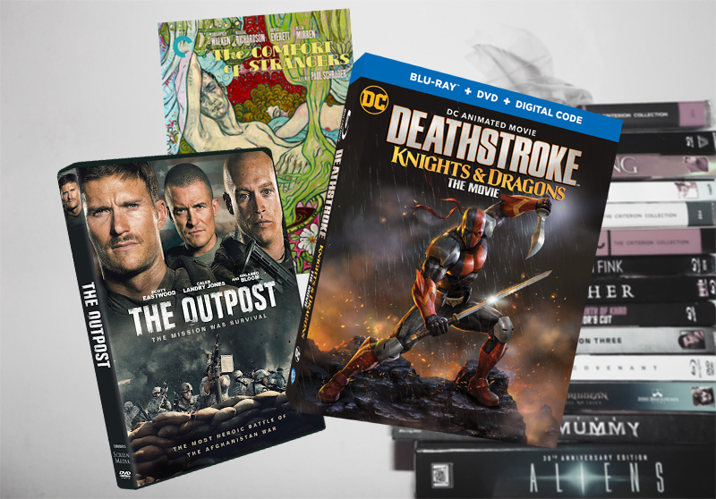August 18 Blu-ray, Digital and DVD Releases