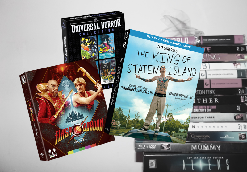 August 25 Blu-ray, Digital and DVD Releases