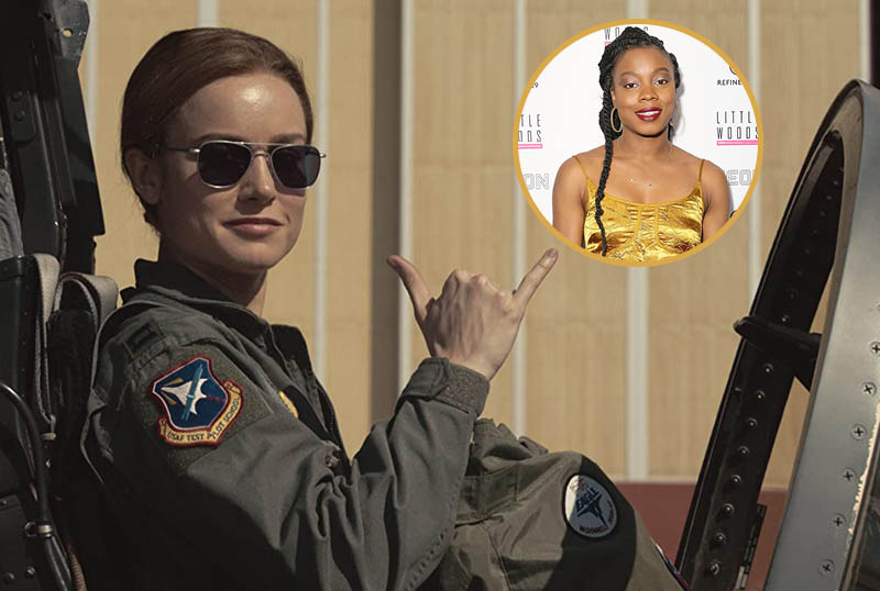 Captain Marvel 2 Taps Nia DaCosta to Direct!