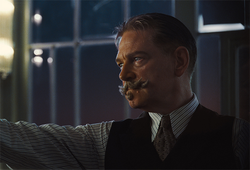 Death on the Nile Trailer Brings Back Kenneth Branagh's Poirot!