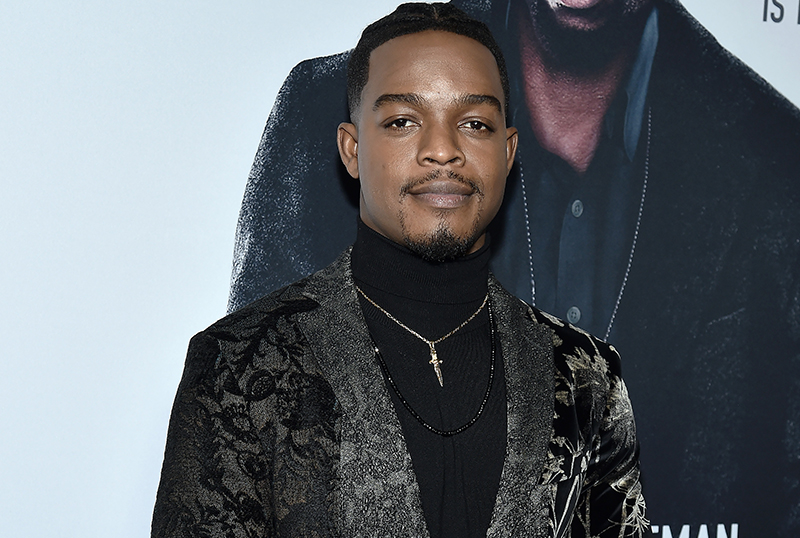 Russell Crowe's American Son Adds Stephan James