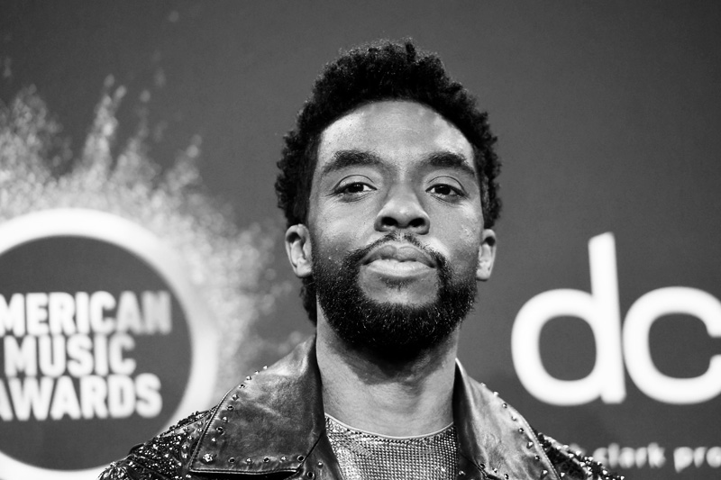 Black Panther Star Chadwick Boseman Dead at Age 43