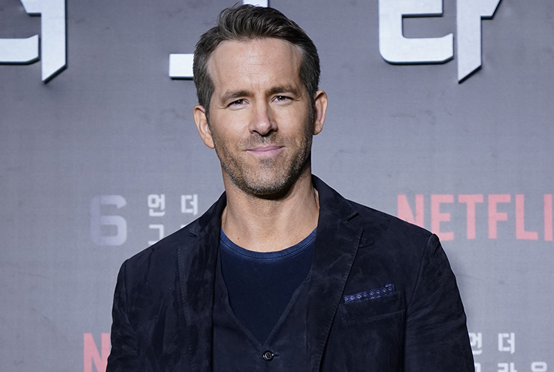 Ryan Reynolds Boards Universal Monster Comedy Everyday Parenting Tips