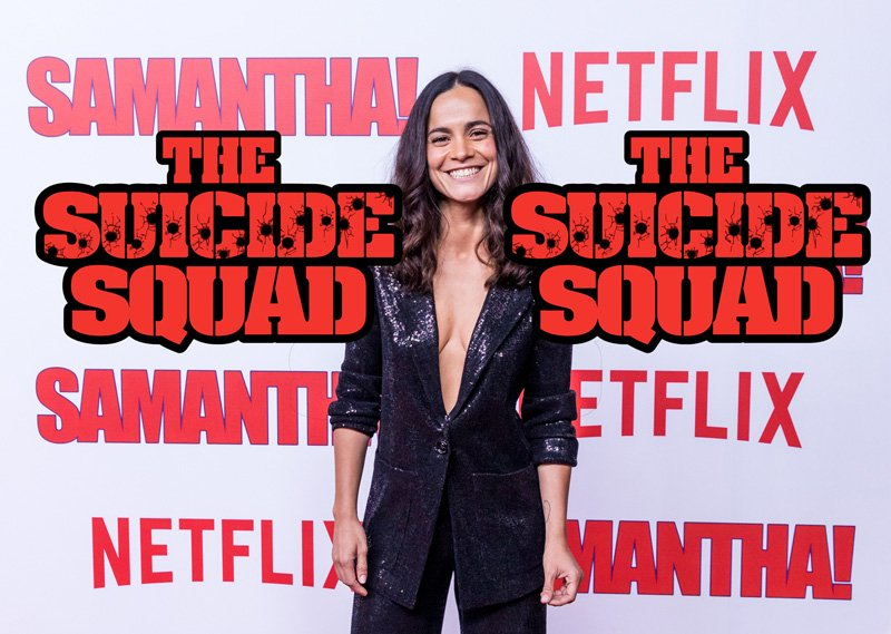 Exclusive: Alice Braga on The Suicide Squad & Going from Marvel to DC!