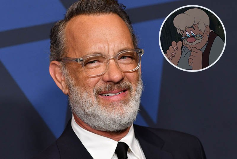 Tom Hanks in Talks to Reunite With Robert Zemeckis for Pinocchio