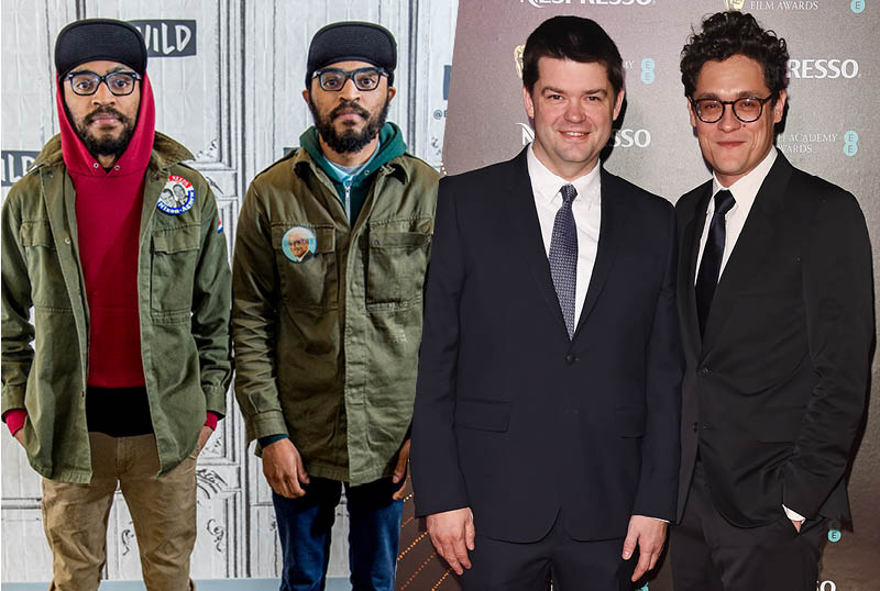 Lord, Miller & Lucas Brothers Team Up for Untitled Comedy