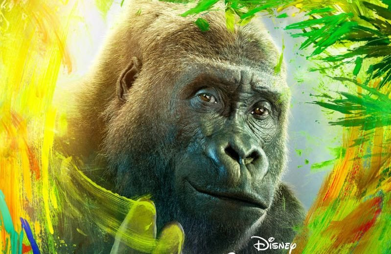 Disney+'s The One and Only Ivan Gets New Clip & Character Posters