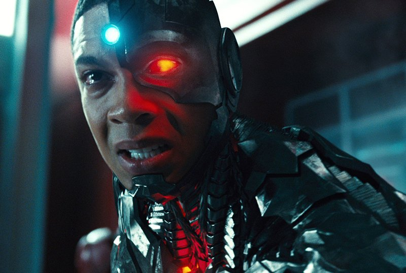 Justice League Snyder Cut Teaser Shows New Cyborg Footage