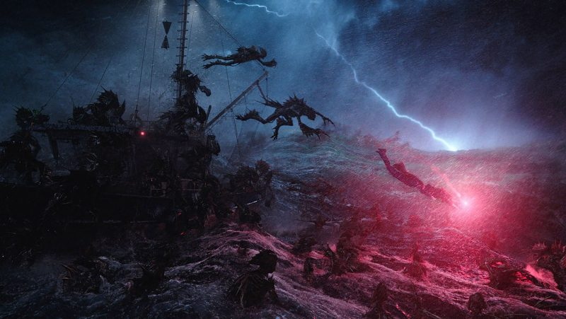 James Wan Says Aquaman 2 Will Feature Some Horror Elements