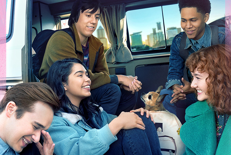 Netflix's All Together Now Trailer & Key Art: A Little Hope Goes a Long Way