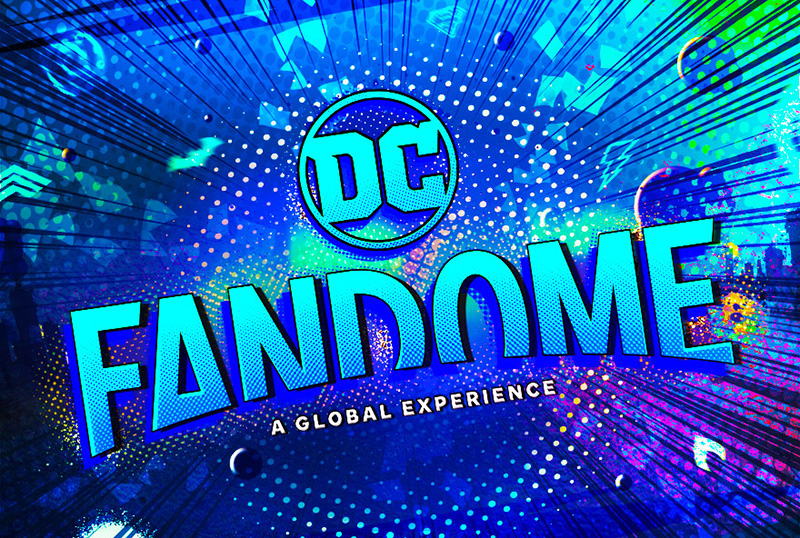 DC FanDome Expands to Two-Day Event!