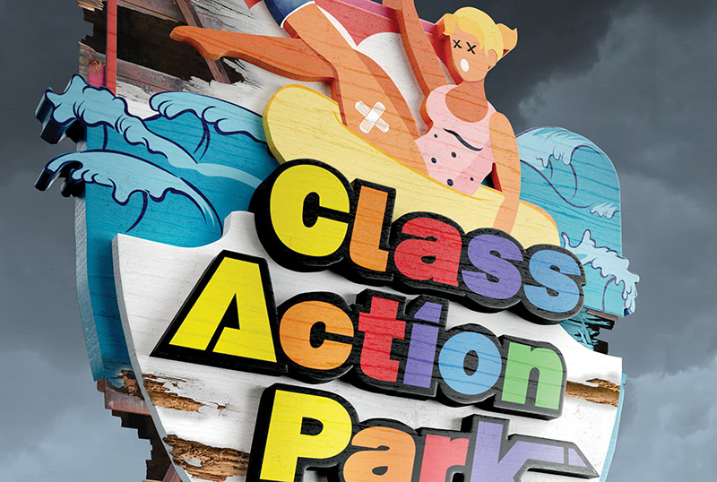 HBO Max's Class Action Park Trailer & Key Art Debuts