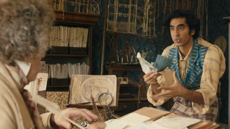 The Personal History of David Copperfield Clip Features Dev Patel & Hugh Laurie