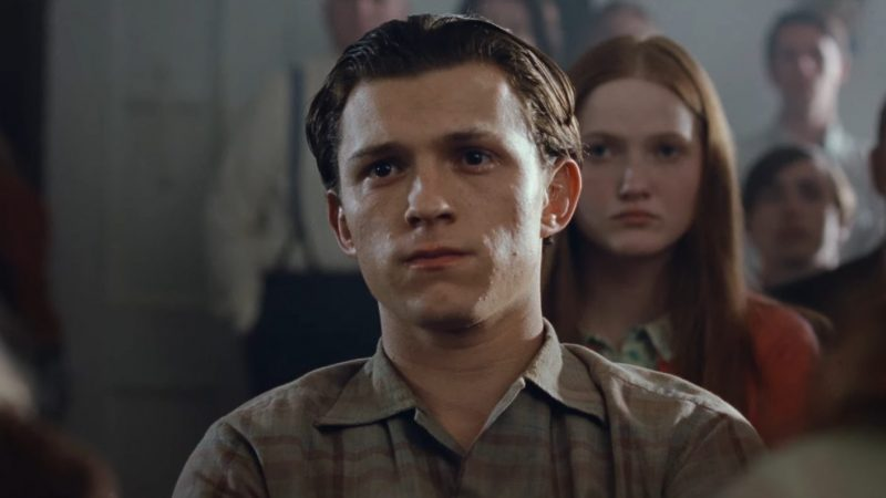 The Devil All the Time Trailer Starring Tom Holland & Robert Pattinson