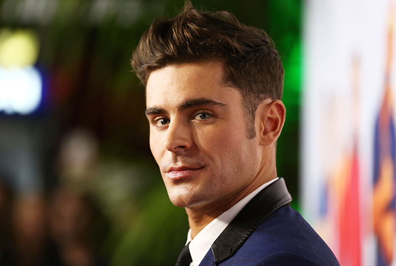 Zac Efron to Star in Disney+'s Three Men and a Baby Remake