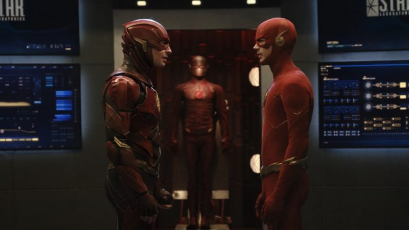 DC Execs on Possibility of More DC Movie & TV Crossovers, Plus The Flash Season 7 Trailer