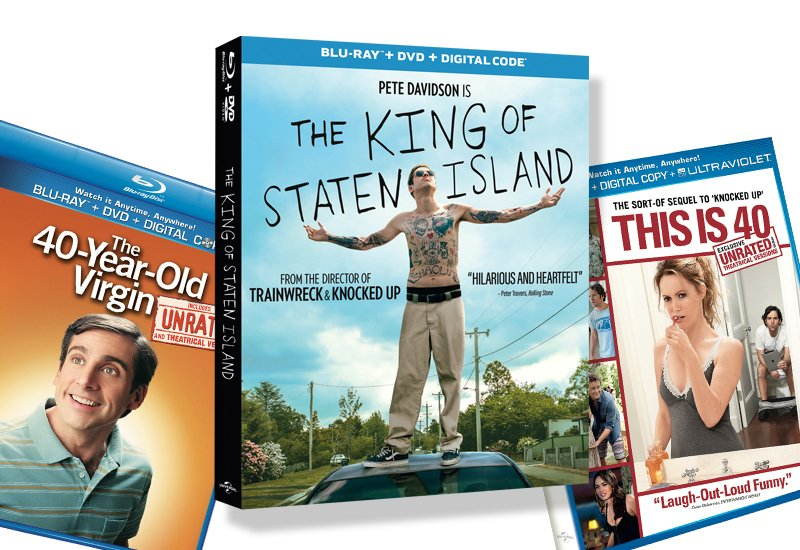 Enter ComingSoon's Judd Apatow Blu-ray Trilogy Pack Giveaway!