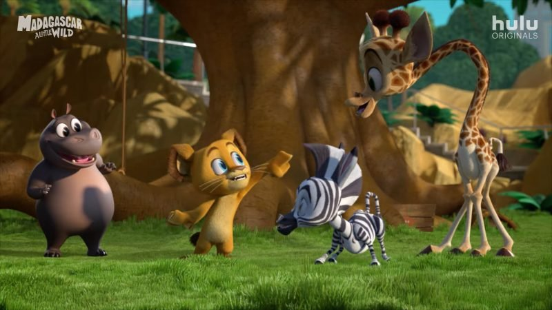 Madagascar: A Little Wild Trailer Debuts Ahead of Hulu & Peacock Premieres