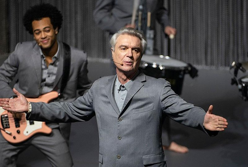 HBO Unveils First Teaser for David Byrne's American Utopia