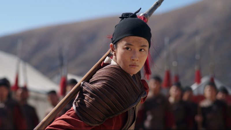 Live-Action Mulan Secures Theatrical Release in China