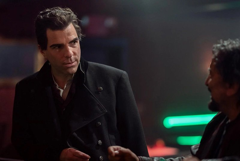 NOS4A2 Showrunner Confirms AMC Has Canceled Series After Two Seasons