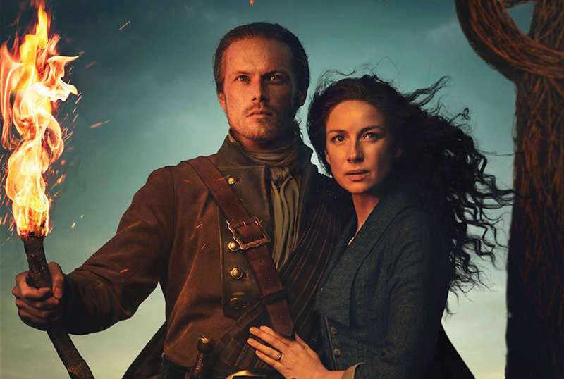 Outlander Four-Part End of Summer Series Launching This Sunday