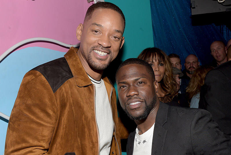 Will Smith & Kevin Hart to Star inPlanes, Trains & Automobiles Remake From Paramount