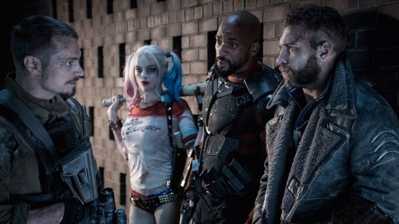 New The Suicide Squad Logo: James Gunn Teases First-Look Footage at DC FanDome