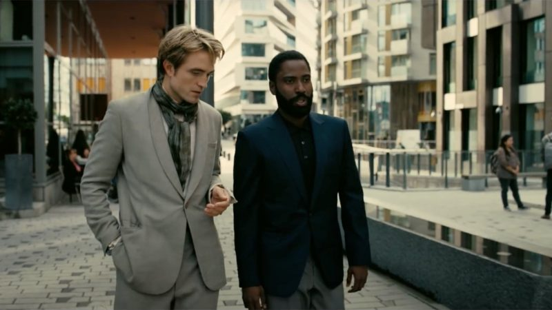 Christopher Nolan's Tenet Scores a China Release Date