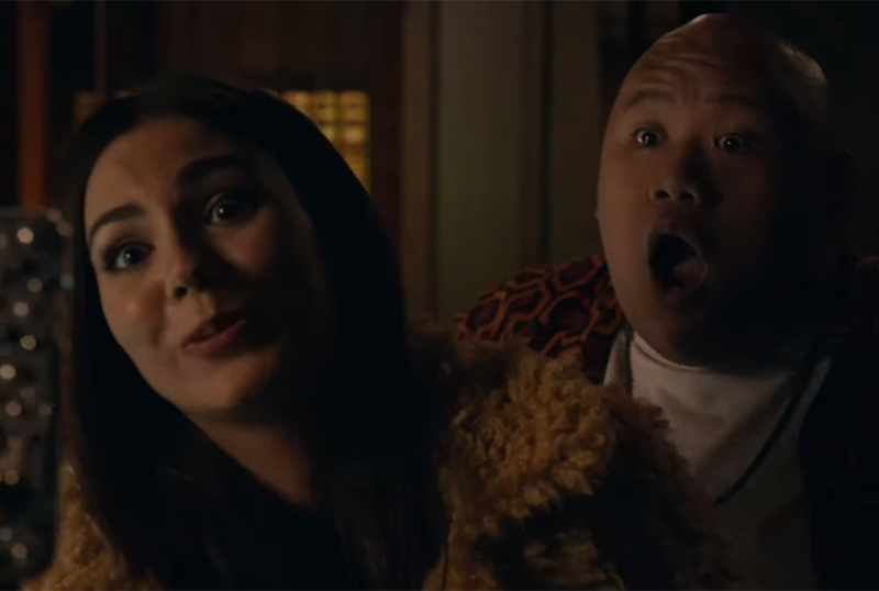 Quibi Unveils Trailer for New Episodes of 50 States of Fright