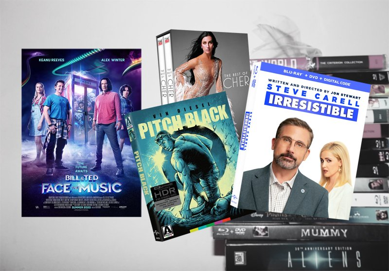 September 1 Blu-ray, Digital and DVD Releases