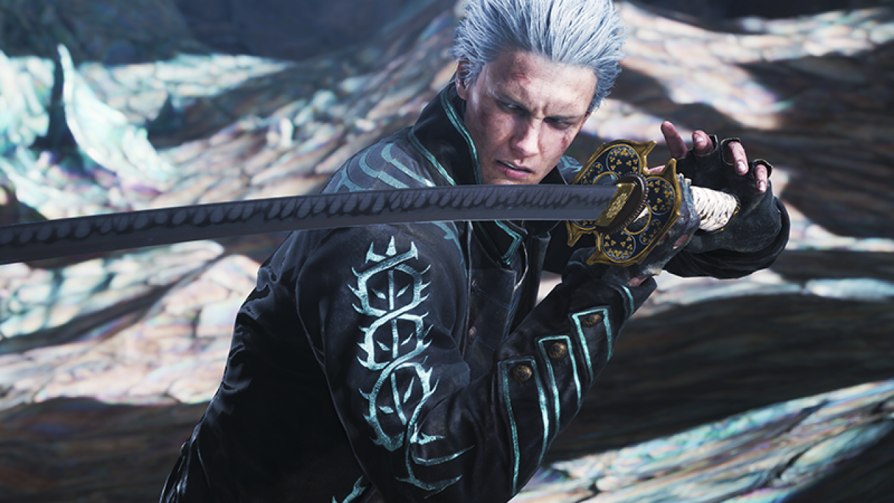 Capcom Reveals Devil May Cry 5 Special Edition, Including Playable Vergil!