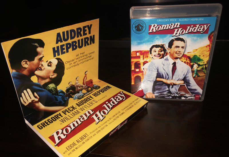 Enter ComingSoon's Roman Holiday Blu-ray Giveaway!